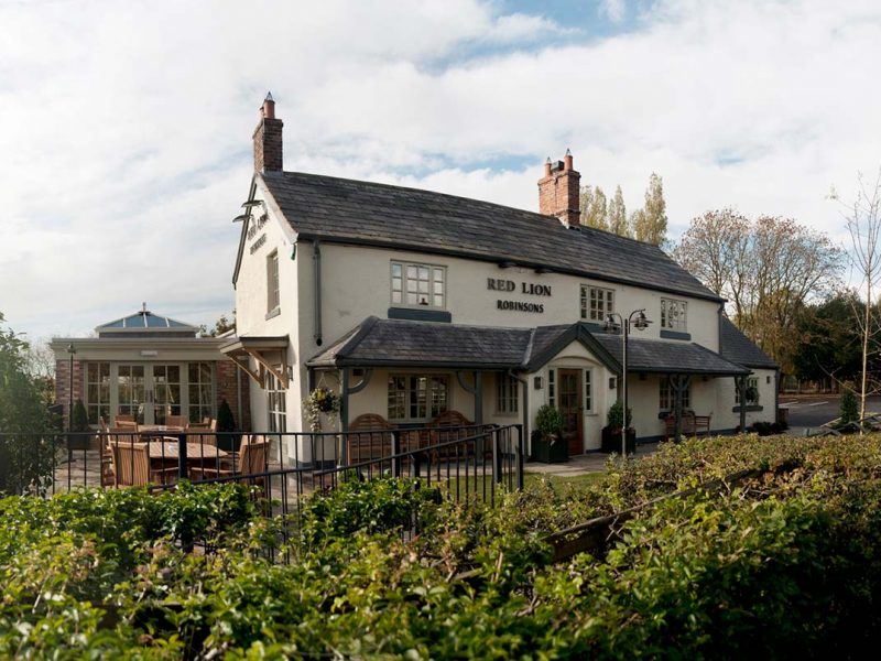 The Red Lion, Pickmere